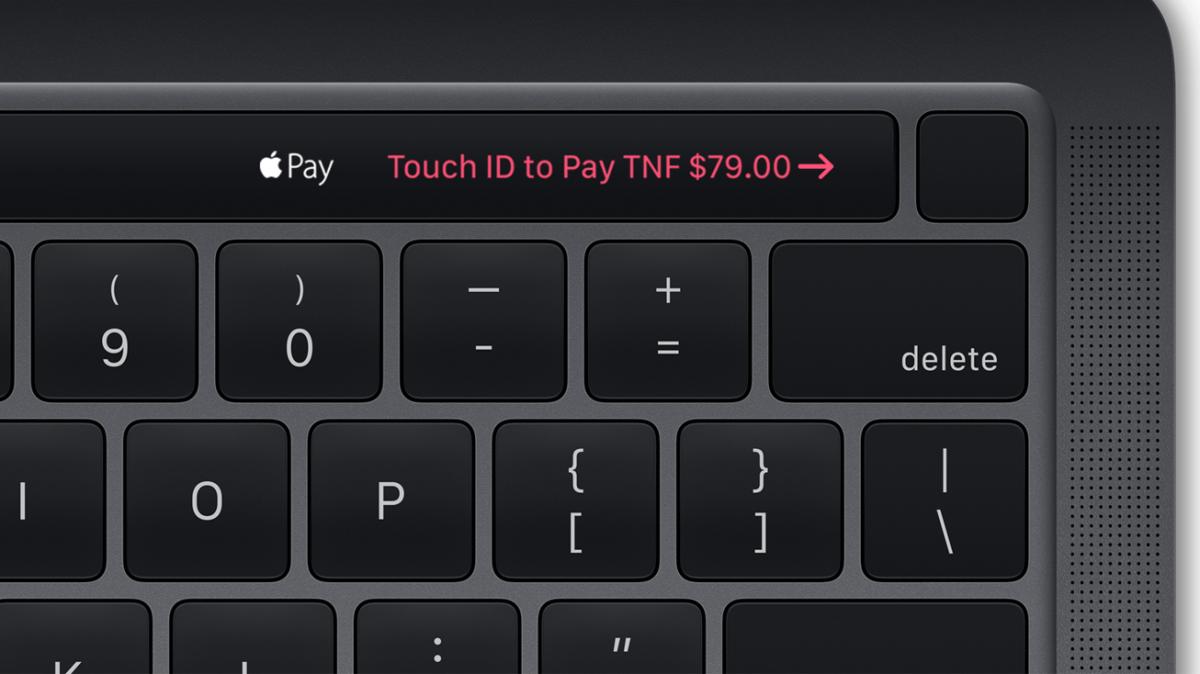 有Touch ID感應器,要網購就方便得多。