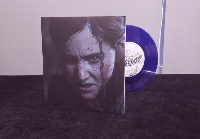 收錄原聲帶主要音樂的7吋黑膠唱片。