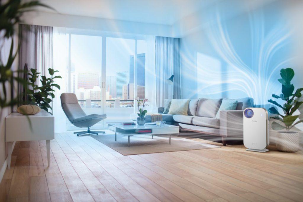 強大的淨化能力,更能在短短 8 分鐘內潔淨約 200 平方呎房間