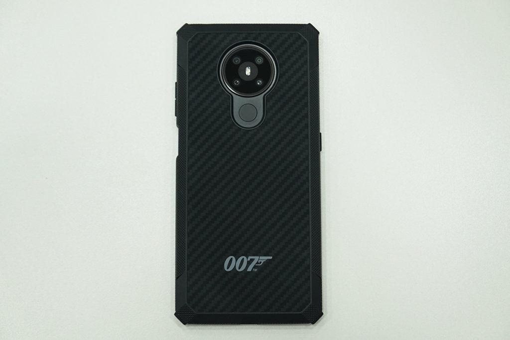 凡於HKTVMall 購買Nokia 5.3,即送 007 限量版Kevlar手機殼,優惠期至 6 月 28 日。