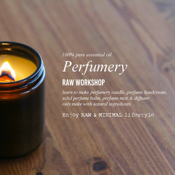 Artiz Soap RAW Workshop Perfumery0