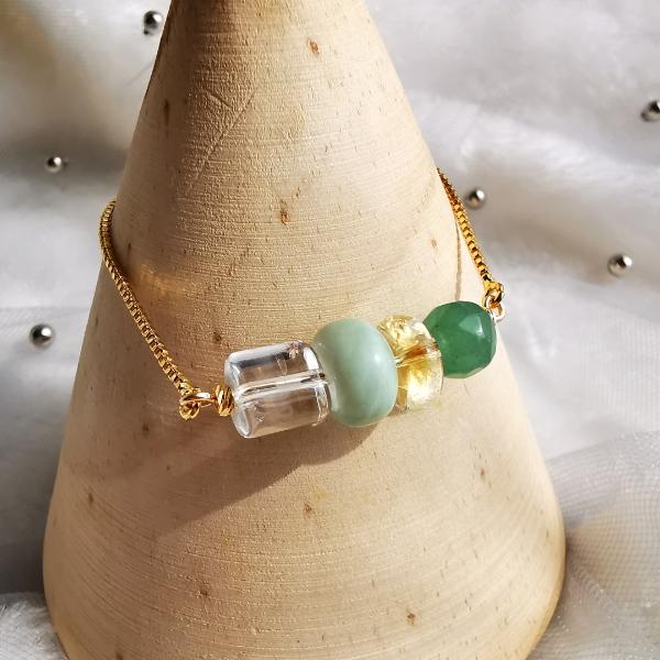 Customized Adjustable Chain Bracelet0