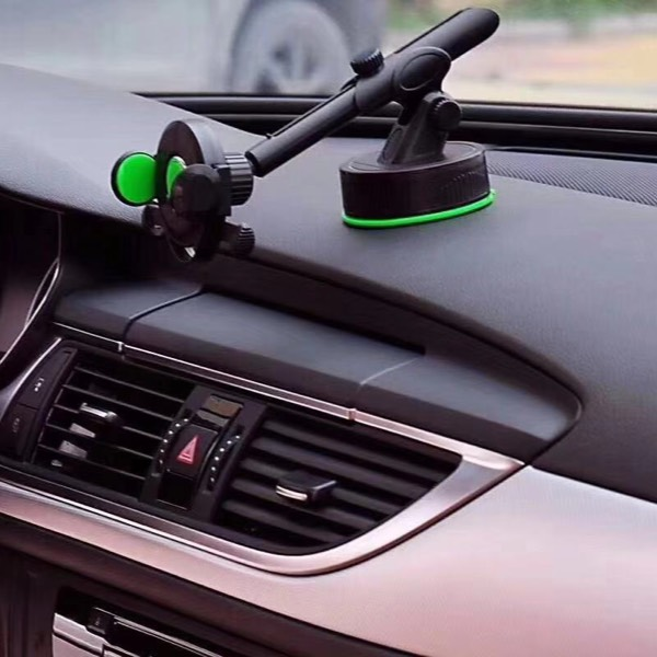 Long Neck Car Mobile Holder0