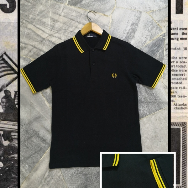 FRED PERRY TWIN TIPPED XS