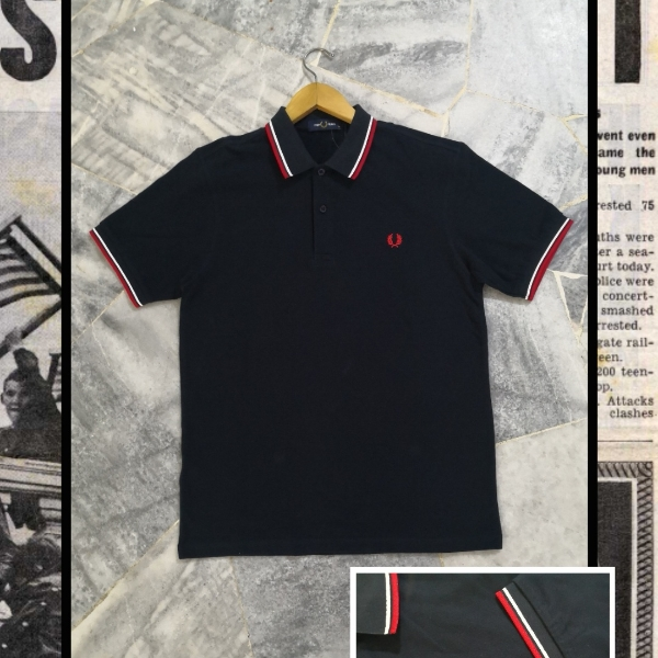 FRED PERRY TWIN TIPPED '20 M