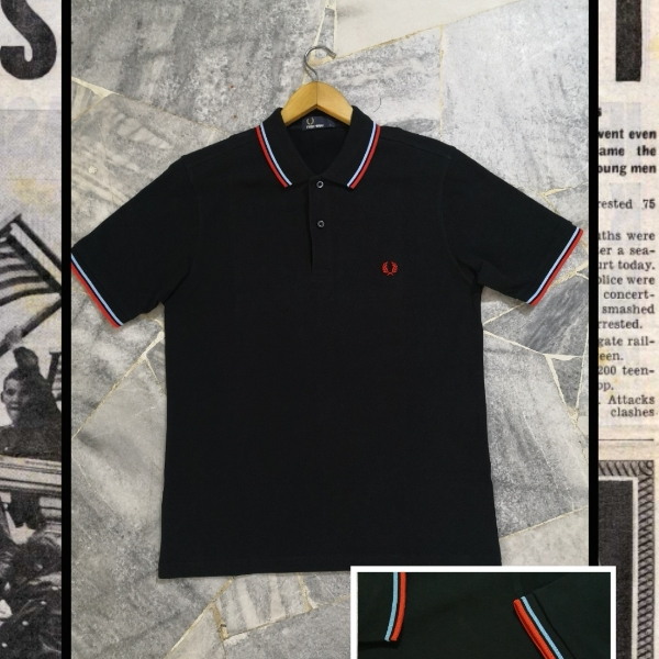 FRED PERRY TWIN TIPPED L