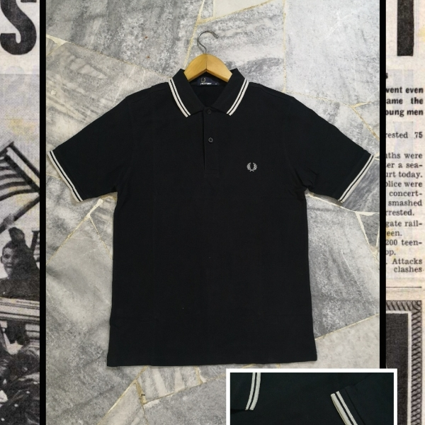 FRED PERRY TWIN TIPPED XL