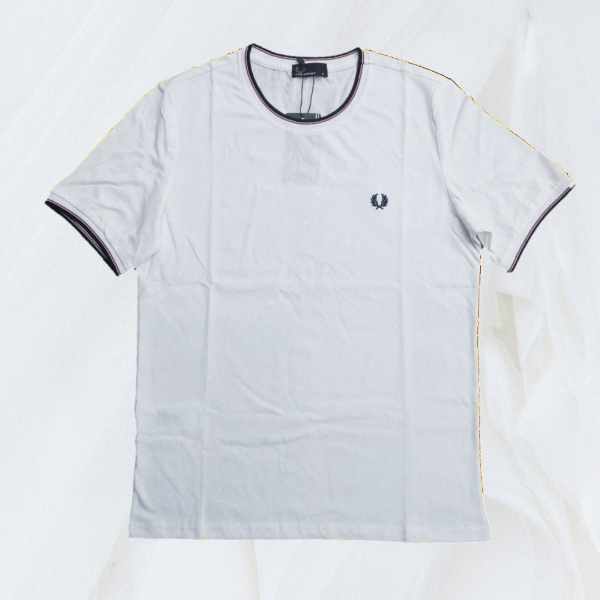 Fred Perry Jersey Ringer Tee