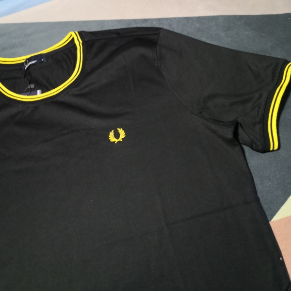 Fred Perry Jersey Ringer Tee L1