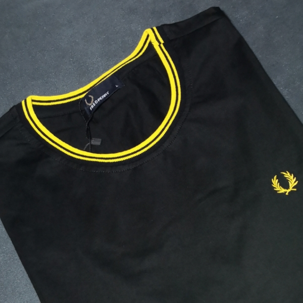 Fred Perry Jersey Ringer Tee L2