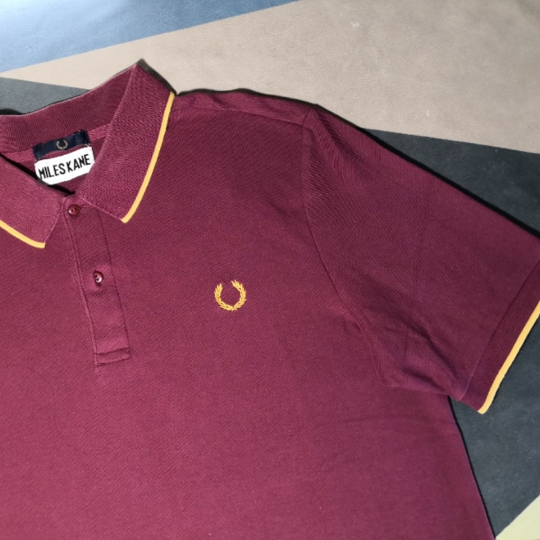 Fred Perry Miles Kane L1