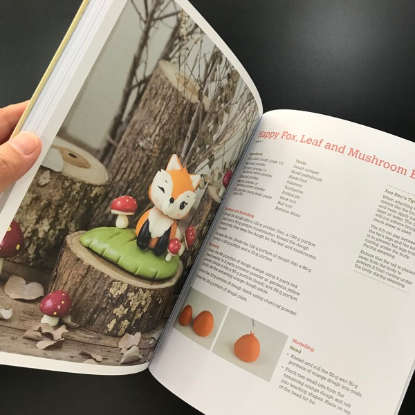Creative & Yummy Chinese Steamed Buns Book1