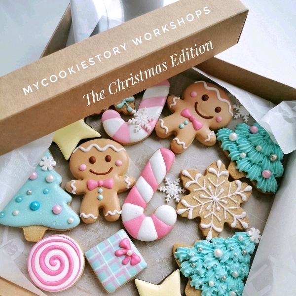13th Dec - Mycookiestory Workshops - The Christmas Edition