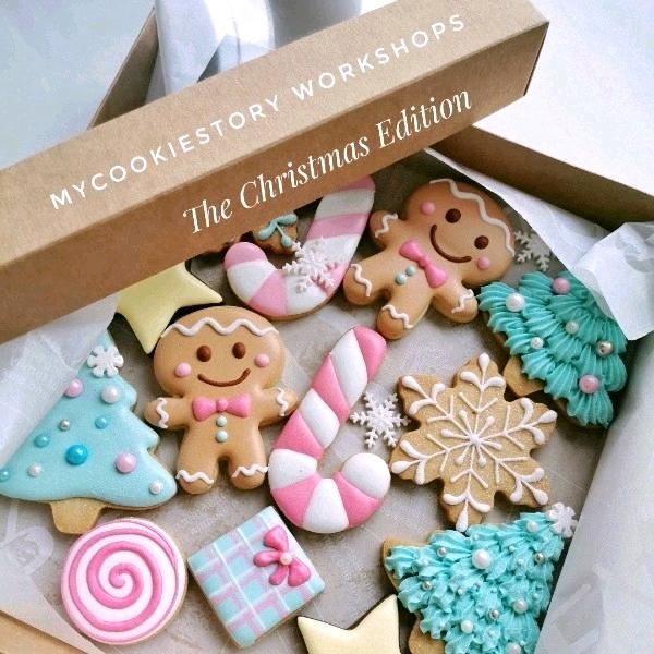 15th Dec - Mycookiestory Workshops - The Christmas Edition