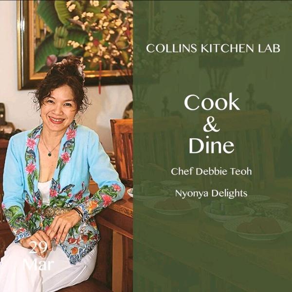Cook & Dine Debbie Teoh