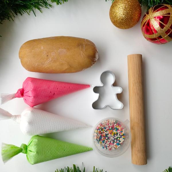 DIY Gingerbread Kit2