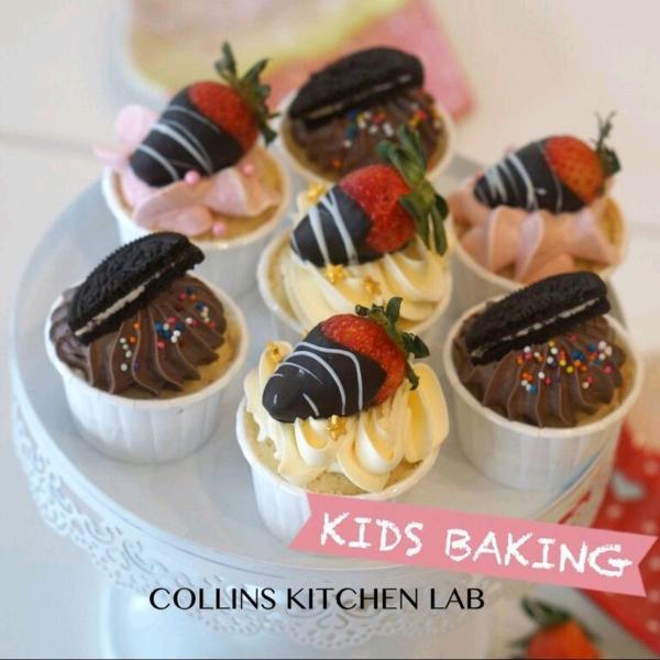 Kids Baking: Cupcakes