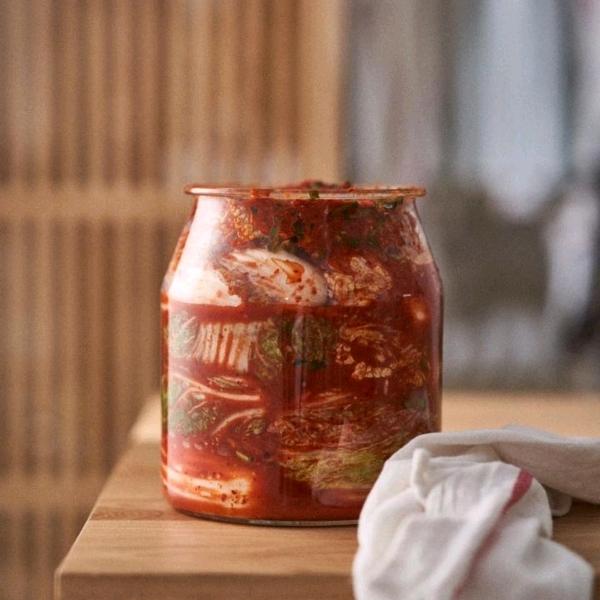 Kimchi & Kombucha March1