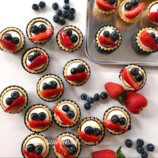 Mini Tarts - Basic 11