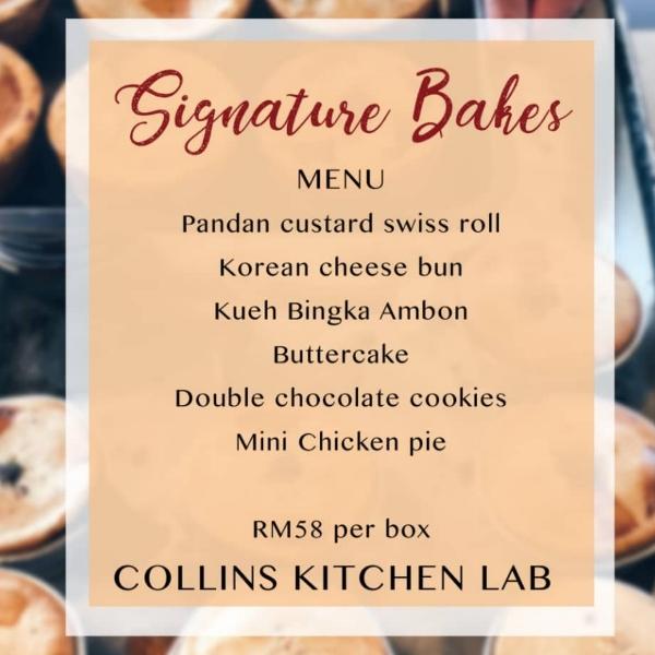 Signature Bakes Platter