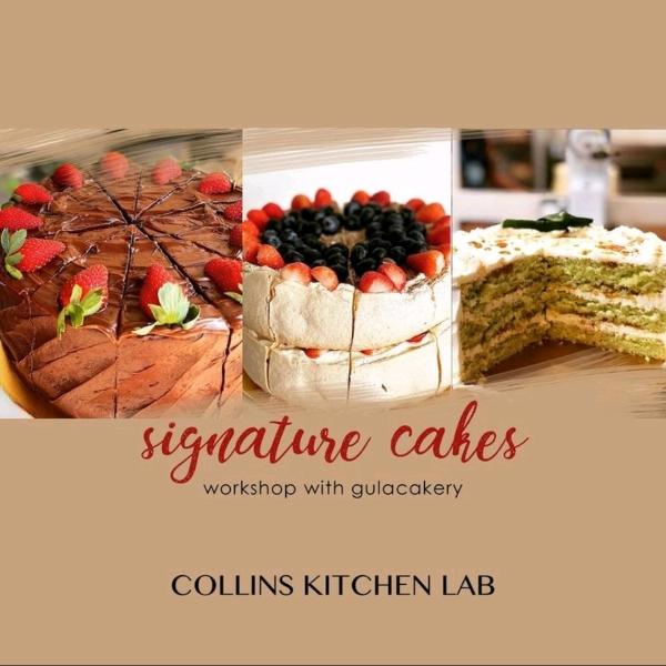 Signature Cakes With Gulacakery