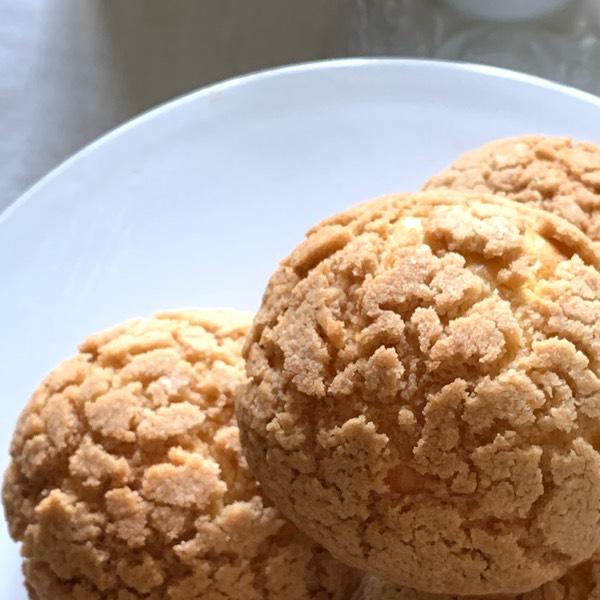 Baking Class: Cream Puffs (Choux au Craquelin)1