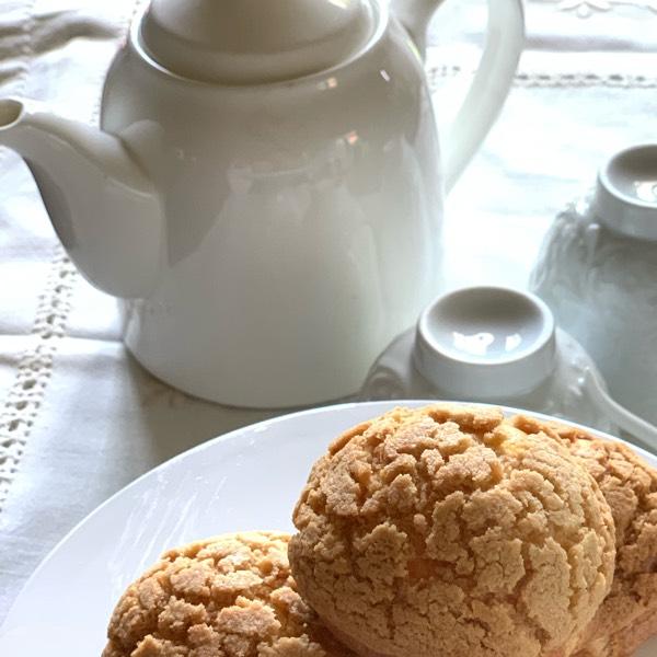Baking Class: Cream Puffs (Choux au Craquelin)2