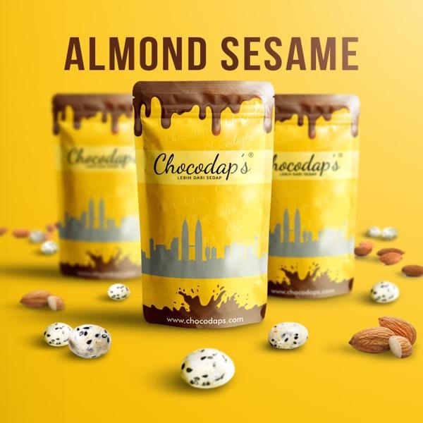 Almond Sesame0