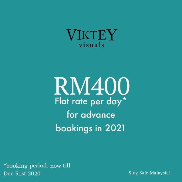 (SPECIAL) 2021 Advance booking Flat Rate0