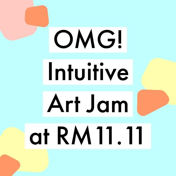11:11 Intuitive Art Jam