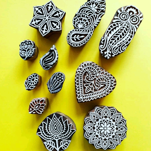 Basic Block Printing Mini Workshop