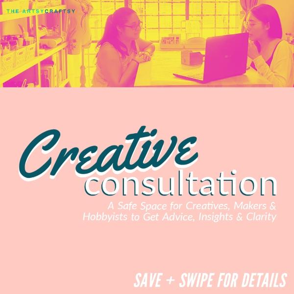 Creative Consultation 1 Hour