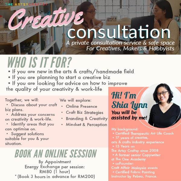 Creative Consultation 3 Hours1