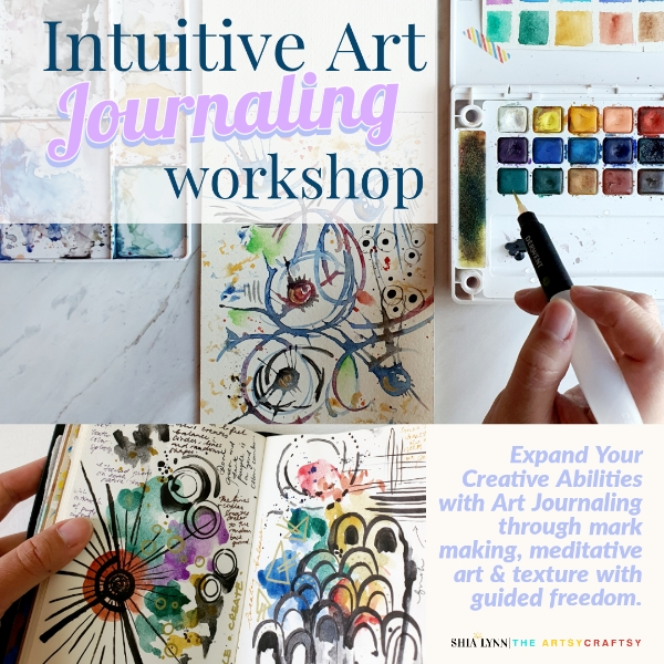 Intuitive Art Journaling Workshop