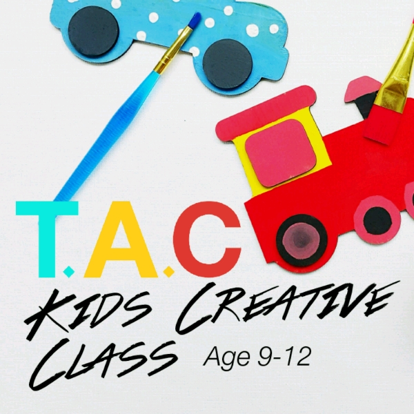 Kids Creative Arts and Crafts Class