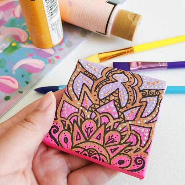 Mandala Art Mini Workshop