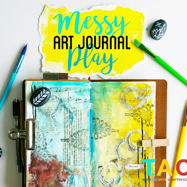 Art Therapy: Art Journal Jam