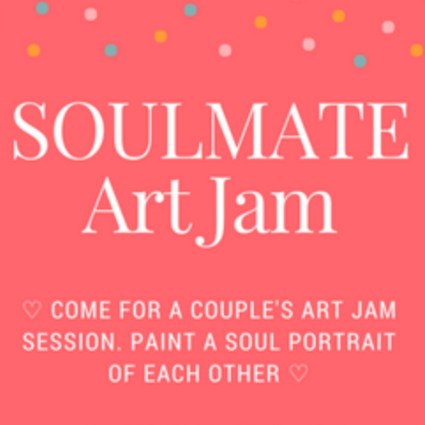 Soulmate Art Jam ♡ VALENTINE'S DAY SPECIAL
