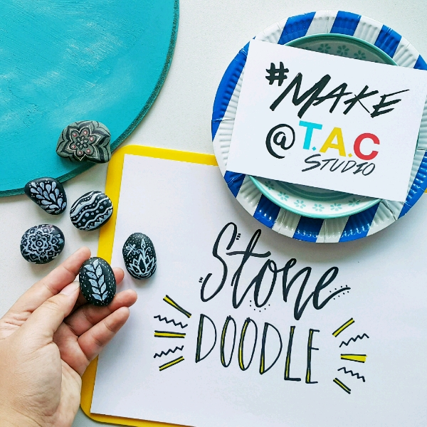 Stone Doodle Mini Workshop
