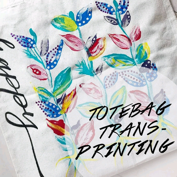 Totebag Fabric Transprinting Mini Workshop