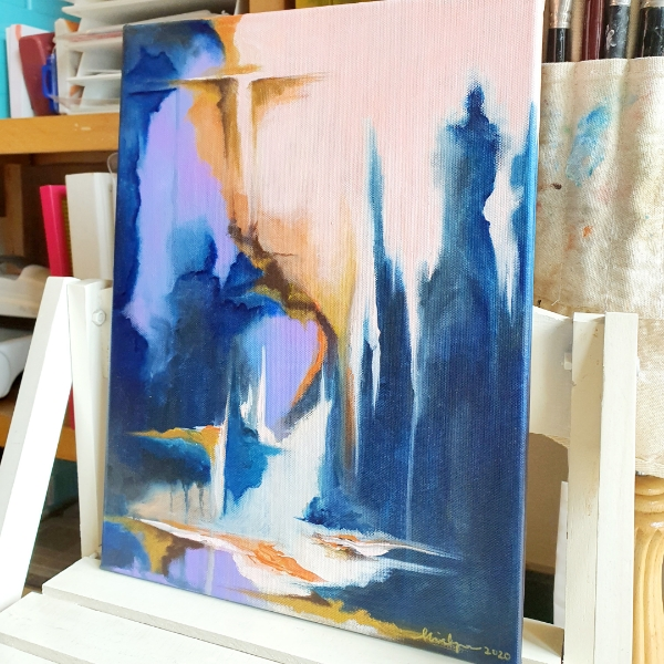 Voyage Intuitive Art by Shia Lynn1
