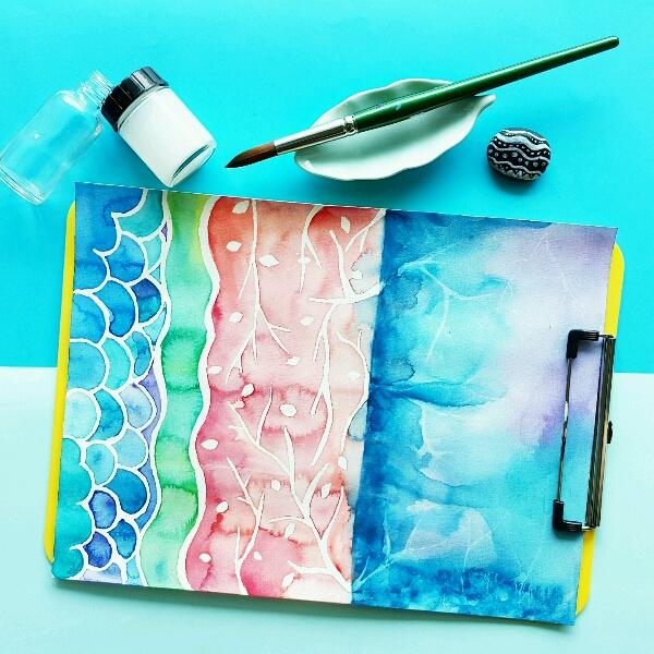 Watercolour Backgrounds0