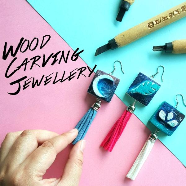 Wood Carving Jewellery Mini Workshop0