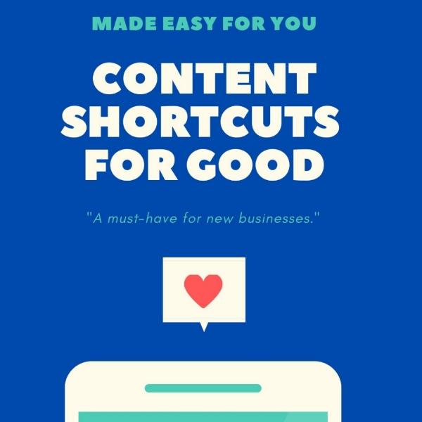 Content Shortcuts For Good0