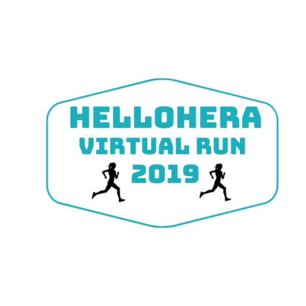HelloHERA Virtual Run 20190