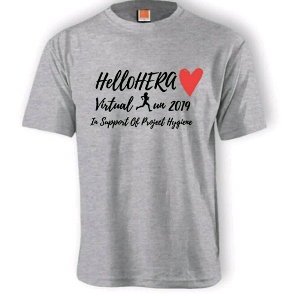 HelloHERA Virtual Run 2019