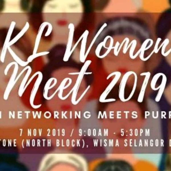 KL Women Meet 2019 (For Group Of 7 pax)