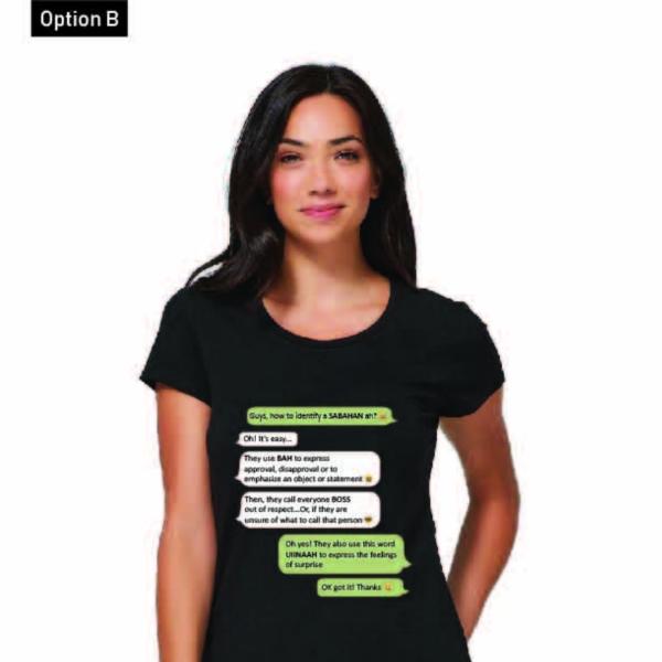 Pre-Order Tshirt (Whatsapp Tshirt, Option B).0