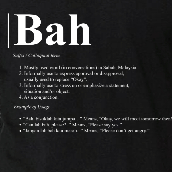 Pre-Order Tshirt (BAH Tshirt, Option A).1