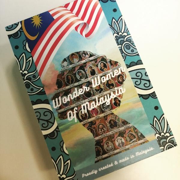 Wonder Women Of Malaysia Deck0